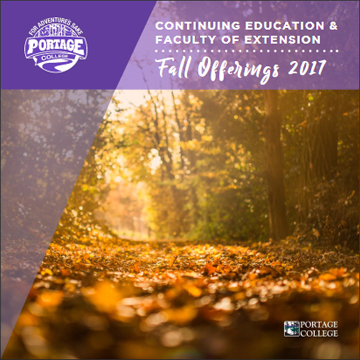 Continuing Education Fall Courses