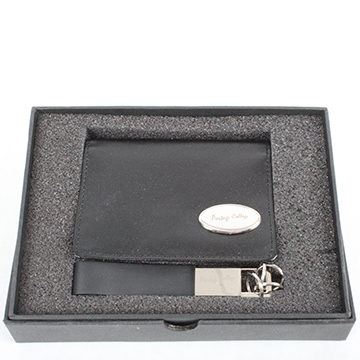 Business Card Holder Key Chain