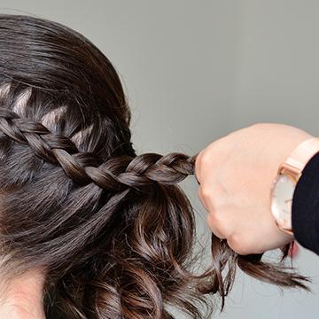 Hairstyling Basic Braiding - Lac La Biche Campus