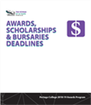 Awards Deadline Brochure