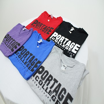 Portage College T-Shirt