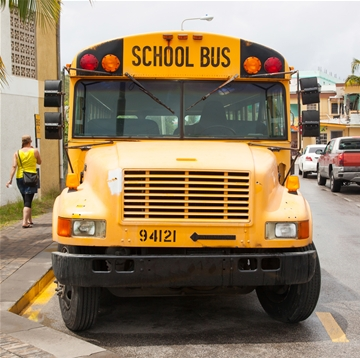 "School Bus ""S"" Endorsement"