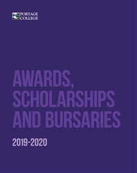 2019-2020 Awards, Scholarships and Bursaries Booklet